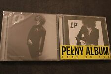 LP Laura Pergolizzi - Forever For Now CD + LOST ON YOU CD !!! NEW