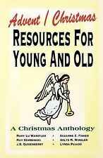 Advent/Christmas Resources For Young And Old, Wayne L. Tilden, Good Book