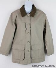 Cabelas Barn Chore Field Jacket Coat Cotton Canvas Duck Womens Small
