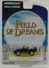 Movie Field of Dreams 1987 Jeep Wrangler YJ 1:64 Greenlight