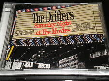 The Drifters - Saturday Night At The Movies - CD Album - 18 Tracks - 2002