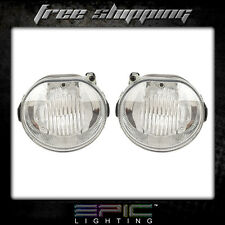 Fits 2002-04 JEEP LIBERTY Fog Light Lamp Pair Left and Right Set