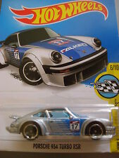 HOT WHEELS - HW SPEED GRAPHICS - PORSCHE 934 TURBO RSR - 181/250 - MOC