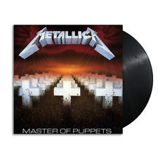 Metallica - Master Of Puppets Vinyl LP Sealed New