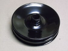 AMC Jeep  V8 304,360,401, 2 GROOVE Power steering Pulley , Press on  5-11/16""
