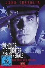 Wehrlos Die Tochter des Generals - John Travolta - DVD - NEU - OVP