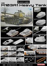 Dragon 1/35 3548 M103A1 Heavy Tank