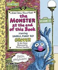 The Monster at the End of this Book Little Golden Board Book