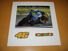 Valentino Rossi Genuine signed authentic autograph