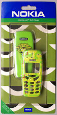 Original New Nokia 3310 3330 SKR-303 Maggie Medusa Xpress-on Front & Back Cover
