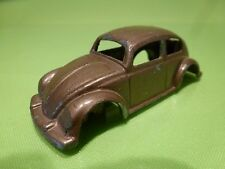 SWEERING HOLLAND  VW VOLKSWAGEN BEETLE BODY (for chassis DINKY TOYS) RARE- GOOD