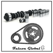 Ford Mercury cam kit lifters 429 460 1968-87 flat hyd perf w/double timing