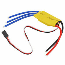30A Brushless Motor Speed Controller RC BEC ESC T-rex 450 V2 Helicopter Boat H2