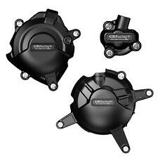 GBRacing Yamaha R3 YZF-R3 2015- Motordeckel Set Engine Cover Kit Protektoren