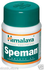 Himalaya Herbal Speman 60 Tablets Increase Sperm Count Herbal Male Infertility