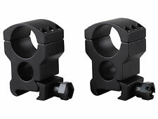 """NEW BURRIS XTREME TACTICAL RINGS 1"""" XTRA HIGH MATTE 420183"""