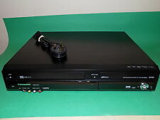 Panasonic DMR-EZ48V DVD VCR RECORDER COMBI Freeview Player HDMI Black Good order