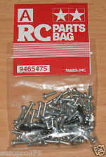 Tamiya 58132 Mitsubishi Pajero Metaltop/Jeep, 9465475/19465475 Screw Bag A, NIP
