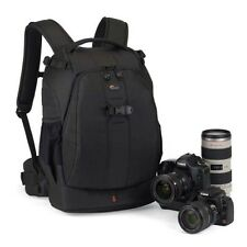 Lowepro Flipside 400 AW DSLR Camera Photo Bag Backpack & Weather Cover (Black)