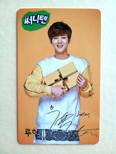 EXO K M Sunny 10 Event [ Official ] Photocard Photo Card  C type - Luhan