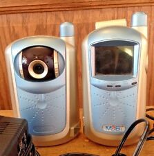 Mobi 900MHz Wireless Color LCD Day/Night Baby Video Monitoring System