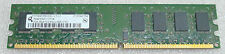 Qimonda 2GB 800MHz PC2-6400 DDR2 Desktop Memory - Low Density - Non-ECC