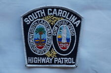 US South Carolina Highway Patrol Police Patch Obsolete 2