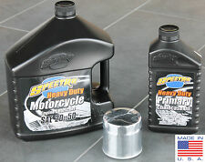 KIT CAMBIO ACEITE COMPLETO PARA HARLEY-DAVIDSON® SPORTSTER® Oil Change Kit