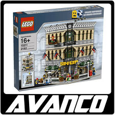LEGO Creator Grand Emporium Modular 10211 Shopping BRAND NEW SEALED RETIRED
