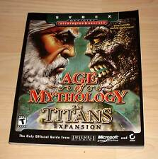 Age of Mythology - The Titans Expansion - Sybex Official Strategies & Secrets