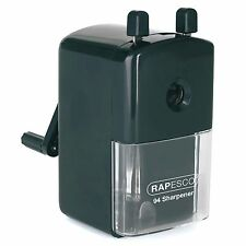Rapesco 94 Desk Top Pencil Sharpener - Brand New - R94000B2-CW