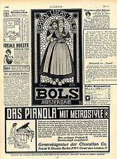 Das Pianola mit Metrostyle Man verlange Prospekt R...Ad 1906