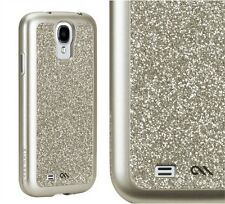 CaseMate Samsung Galaxy S4 Tango Glam Sparkling Champagne Strong Protective Case