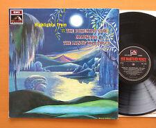 CSD 3651 The Bohemian Girl Maritana The Lily Of Killarney 1968 HMV Stereo NM/EX