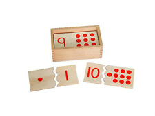New Montessori Number Puzzle 1-10