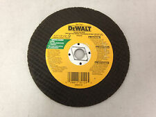 "NEW Dewalt 6 1/2"" Concrete /Masonry Abrasive Saw Cutting Blade Wheel 1/8"" DW3509"
