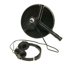 Bionic Ear & Booster Amplified Parabolic Dish Microphone Hearing Listening Kit