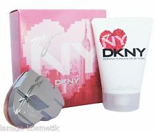 DKNY DONNA KARAN my NY Set Eau de Parfum edp 30ml. BODY LOTION 100ml.
