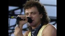 Foreigner - Live in Toyko, Japan - DVD - 1985