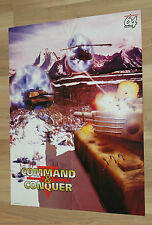 N64 Nintendo Command & Conquer / Star Wars Episode I Racer rare Poster 54x44cm
