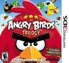 Angry Birds Trilogy - Nintendo 3DS Game