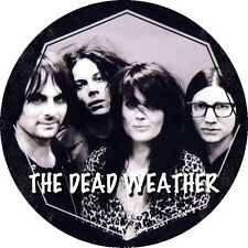 IMAN/MAGNET THE DEAD WEATHER . jack white stripes raconteurs kills queens of