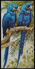 250 SCHEMI A PUNTO CROCE UCCELLI CROSS STITCH BIRDS DMC PATTERNS COLLECTION