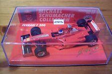 1/43 MICHAEL SCHUMACHER Nr 37 FERRARI F300 1998