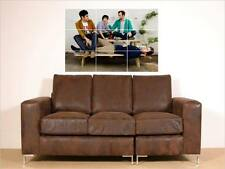 "VAMPIRE WEEKEND BIG 35""X25""MOSAIC /MONATGE WALL POSTER"