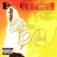 Born Rich B. Rich MUSIC CD