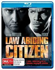 Law Abiding Citizen : NEW  Blu-ray