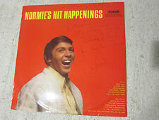Normie's Hit Happenings - Sunshine Label - Signed autographed cover - rare !!!