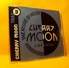 MAXI Single CD CHERRY MOON TRAX 3 LOKEREN 3TR 1995 BONZAI RECORDS