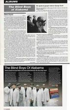 THE BLIND BOYS OF ALABAMA : CUTTINGS COLLECTION